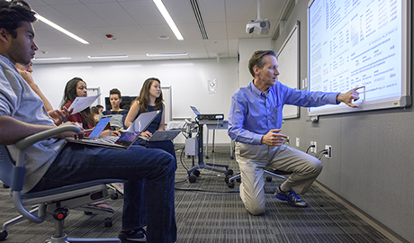 Stanford Faculty Instructing Students
