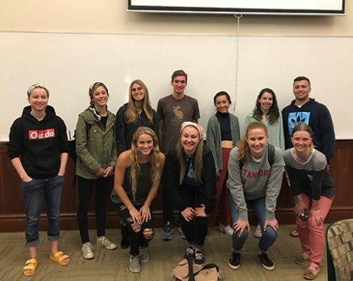 Sustainability Careers Inaugural Class